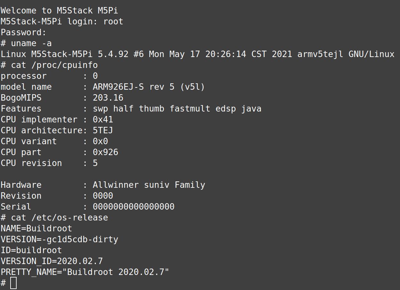 Linux-kernel启动成功